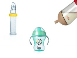 Biberon pour bébé, les autres possibilités