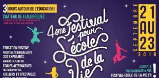 Festival pour l'école de la vie, avis