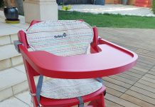 chaise haute safety first timba