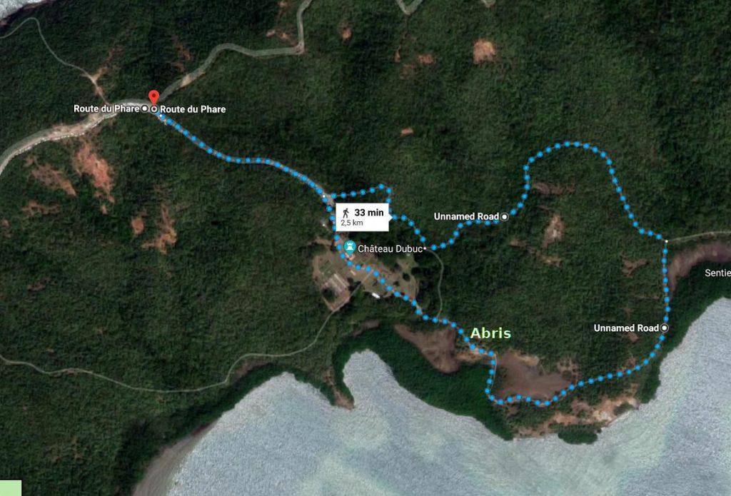 Itinéraire d'une petite randonnée à faire même si on est pas un grand marcheur !