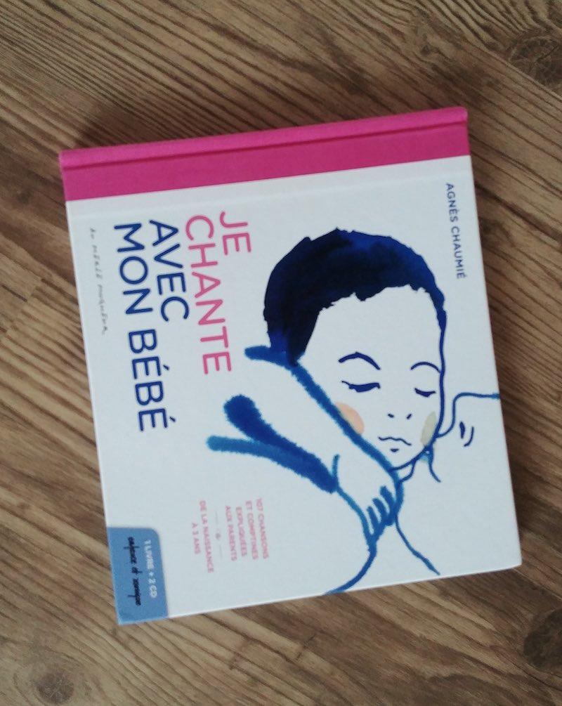 chanson et Comptines pour bébé, livre avec CD et explications