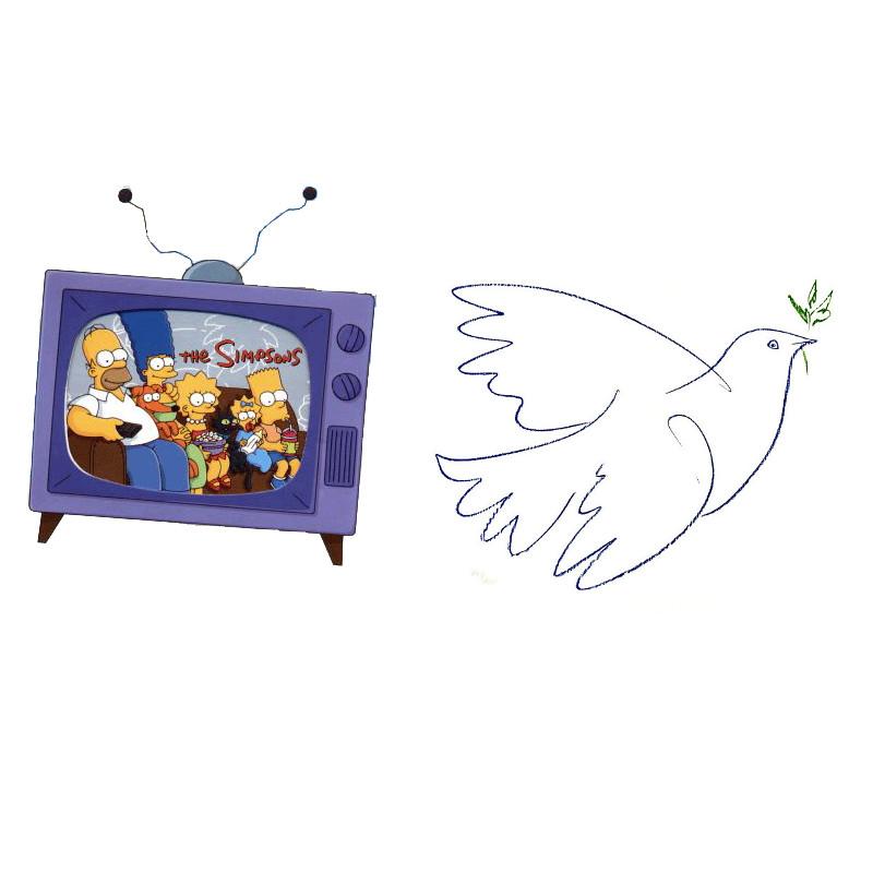 exposition des enfants avec les écrans TV et smartphone