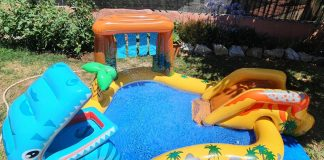 Piscine Intex Gonflable Jurassic