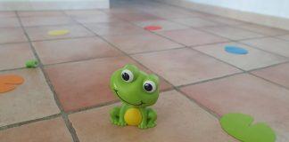 Froggy Party activité enfant pluie