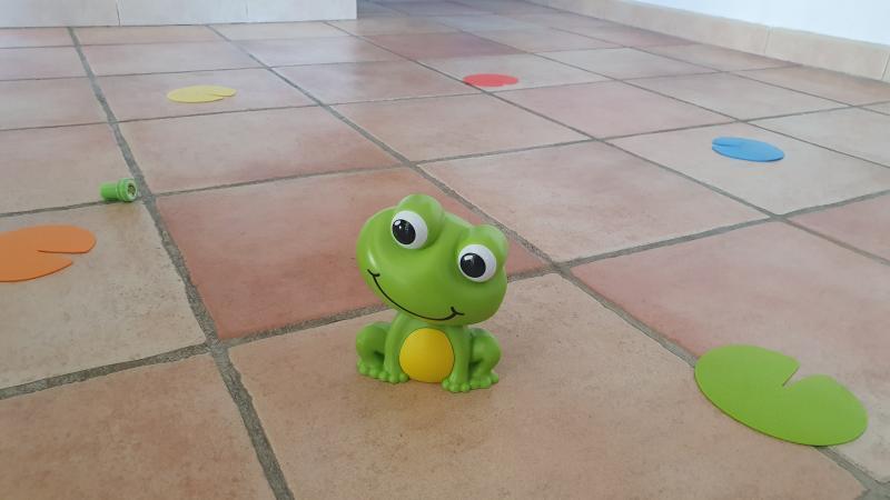 Froggy Party : Occuper les enfants quand il pleut
